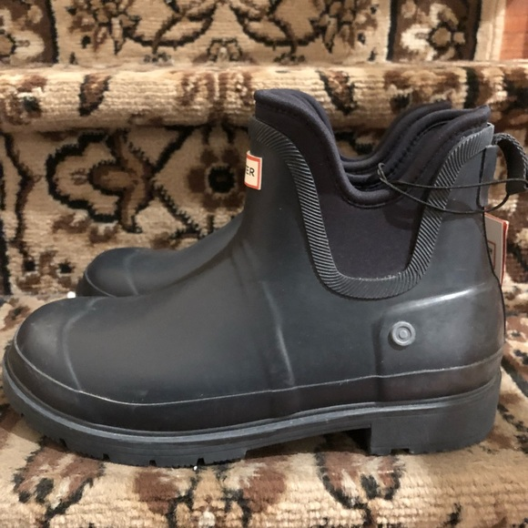 hunter ankle rain boots target